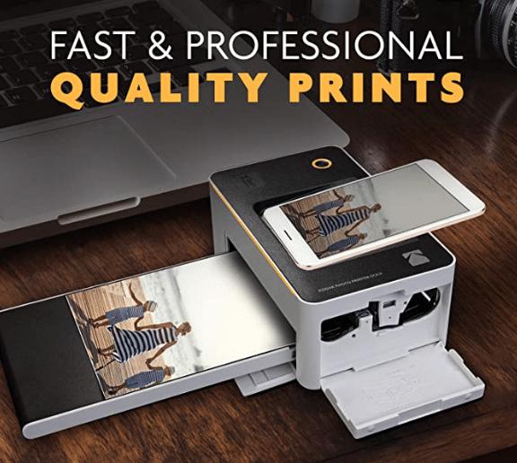 smart phone color printer