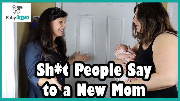 say to new mom