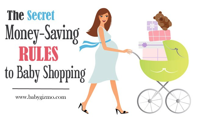 The Secret Money-Saving Rules of Shopping for Baby