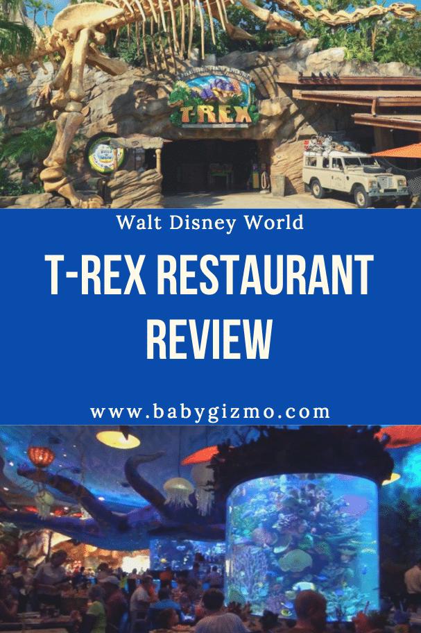 trex restaurant