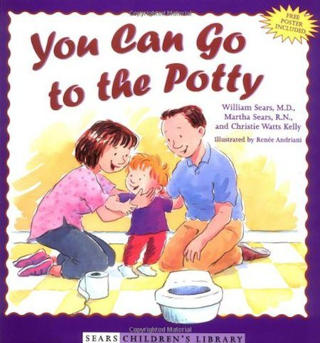 10 Best Potty Training Books for Toddlers