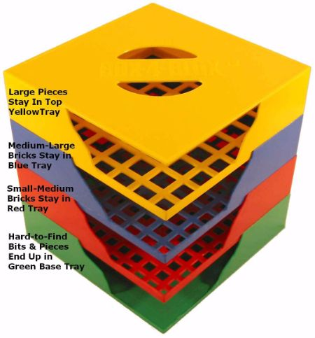 LEGO Storage and Sorter