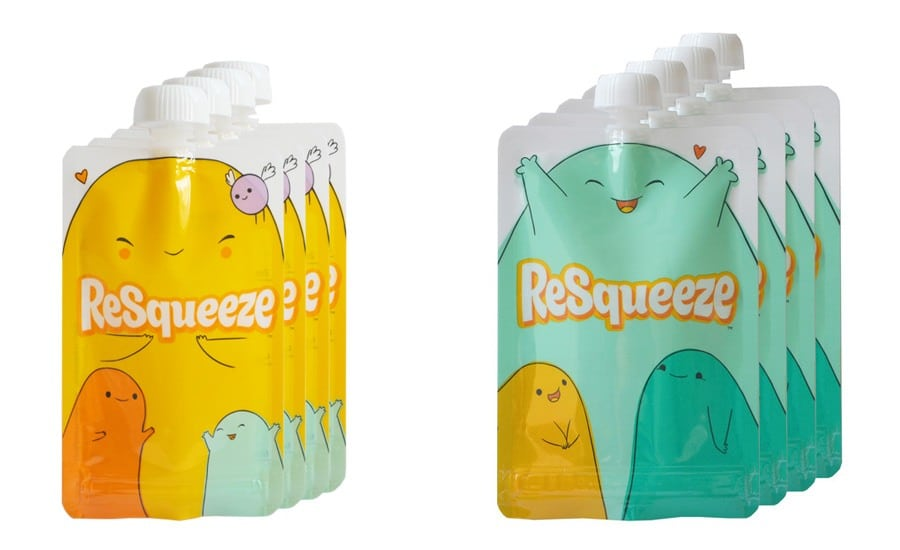 resqueeze sizes