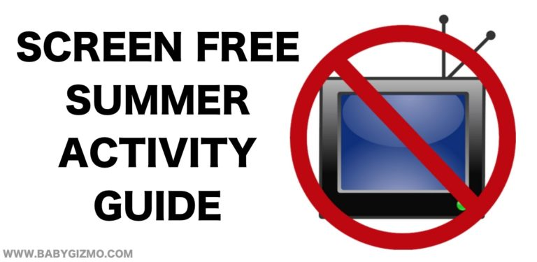 The Ultimate Screen-Free Summer Activity Guide