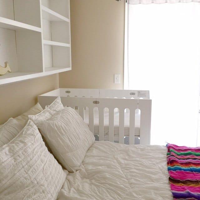 alma papa bedroom