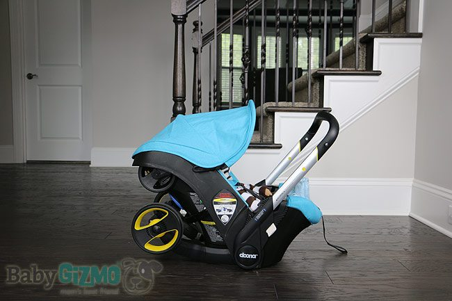 Doona Infant Car Seat And Stroller Review Video Baby Gizmo