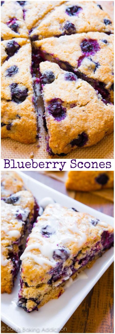 Breakfast Blueberry Recipe