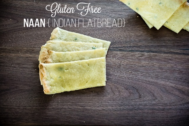 Gluten Free Naan – Indian Flatbread