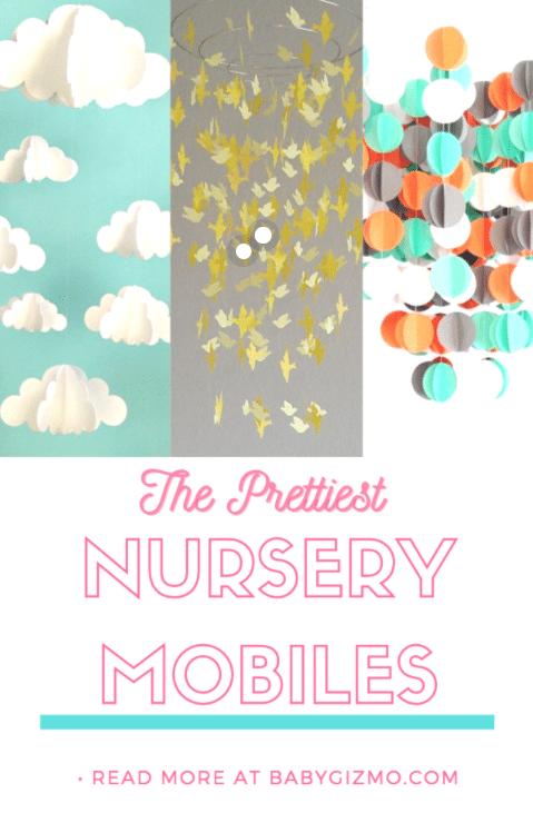 The Prettiest Nursery Mobiles