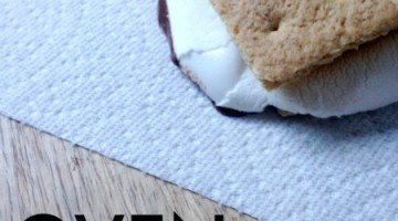 Easy Oven Made S'mores!