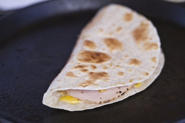 lunchbox quesadilla
