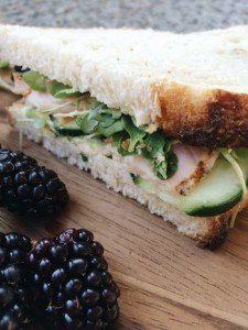 The Most Refreshing Summer Sandwich