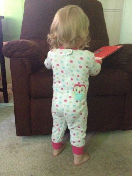 toddler pajamas on backwards
