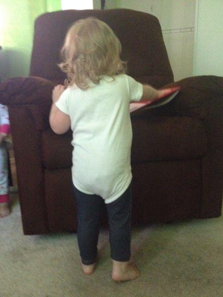 toddler PJs