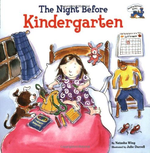 7 Books to Prepare for Kindergarten