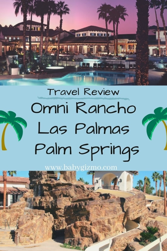 Review of Omni Rancho Las Palmas Palm Springs