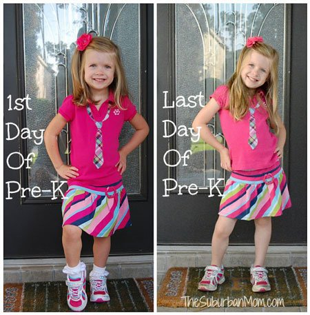 6 Cute First Day of School Photo Ideas