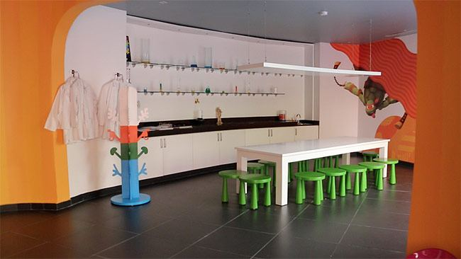 Sensatori Science Lab