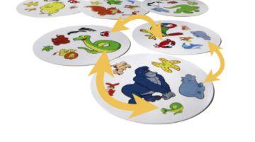 A Great Game For Preschoolers … Spot It! Jr.