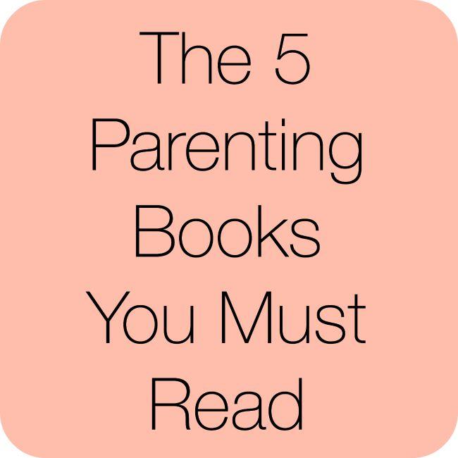 the 5 parenting books