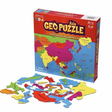 Geography GeoPuzzles