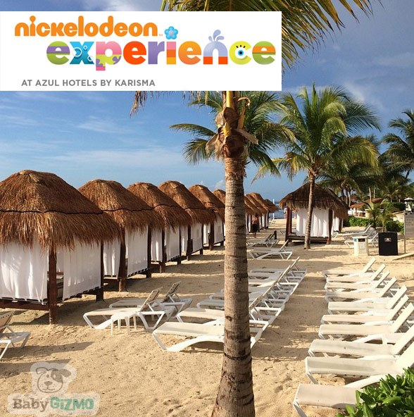 Azul Beach Nickelodeon