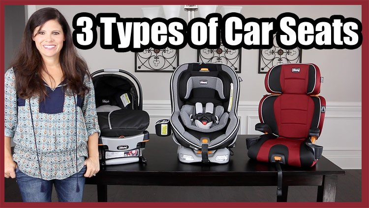 Car Seat Categories Explained!