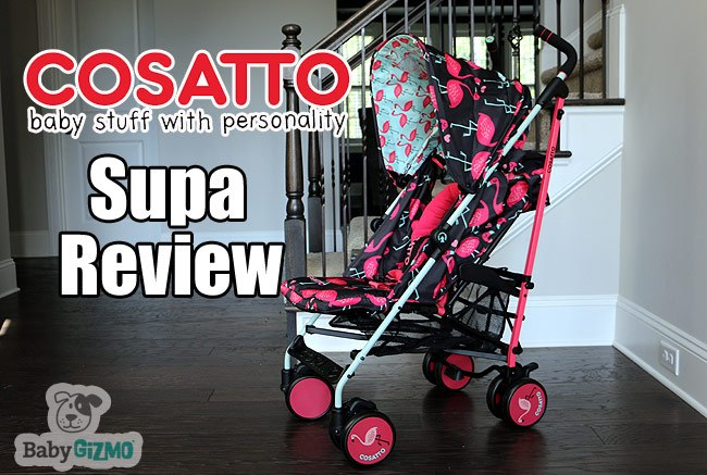 Cosatto Supa Stroller Review and Video