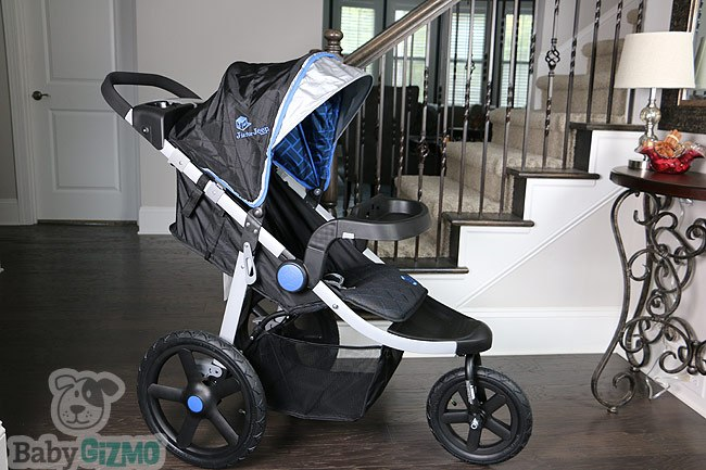 Delta Children J is for Jeep Adventure All-Terrain Jogging Stroller Review