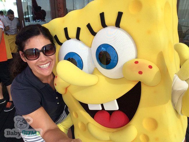 Nickelodeon Character Breakfast at Azul Beach Resort Review