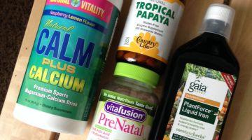 My Favorite Pregnancy Supplements