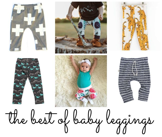 the best of baby leggings