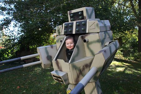 Best Babywearing Costumes Ever