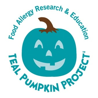 The Teal Pumpkin Project: Food Allergies & Halloween