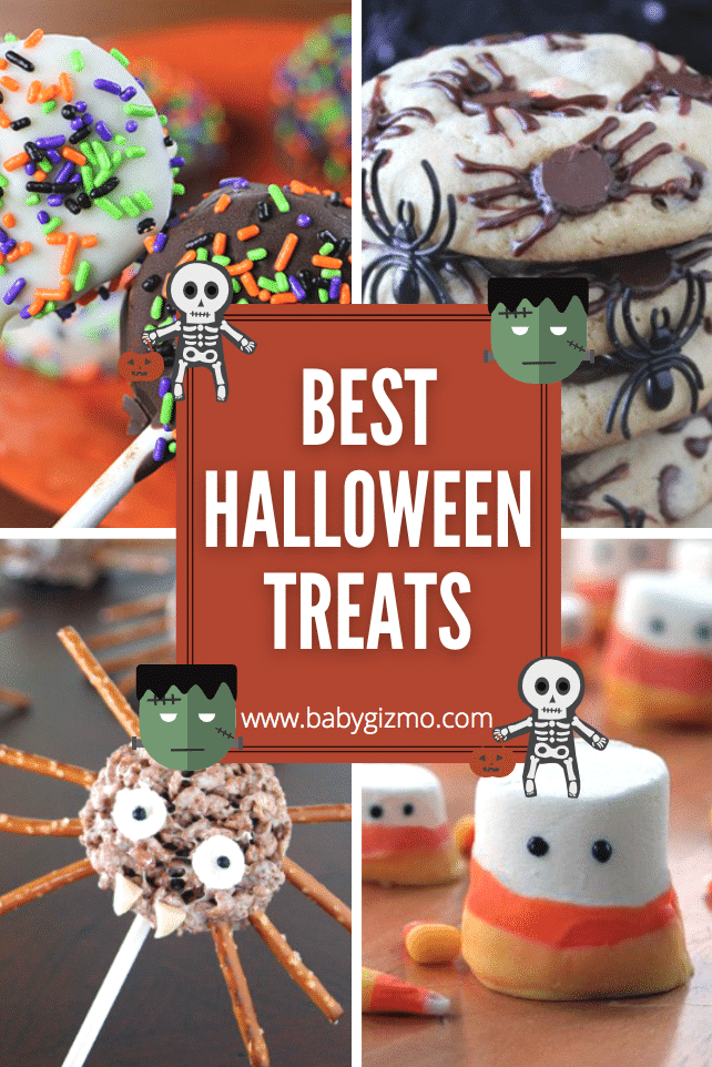 Baby Gizmo's Top 10 Halloween Treats