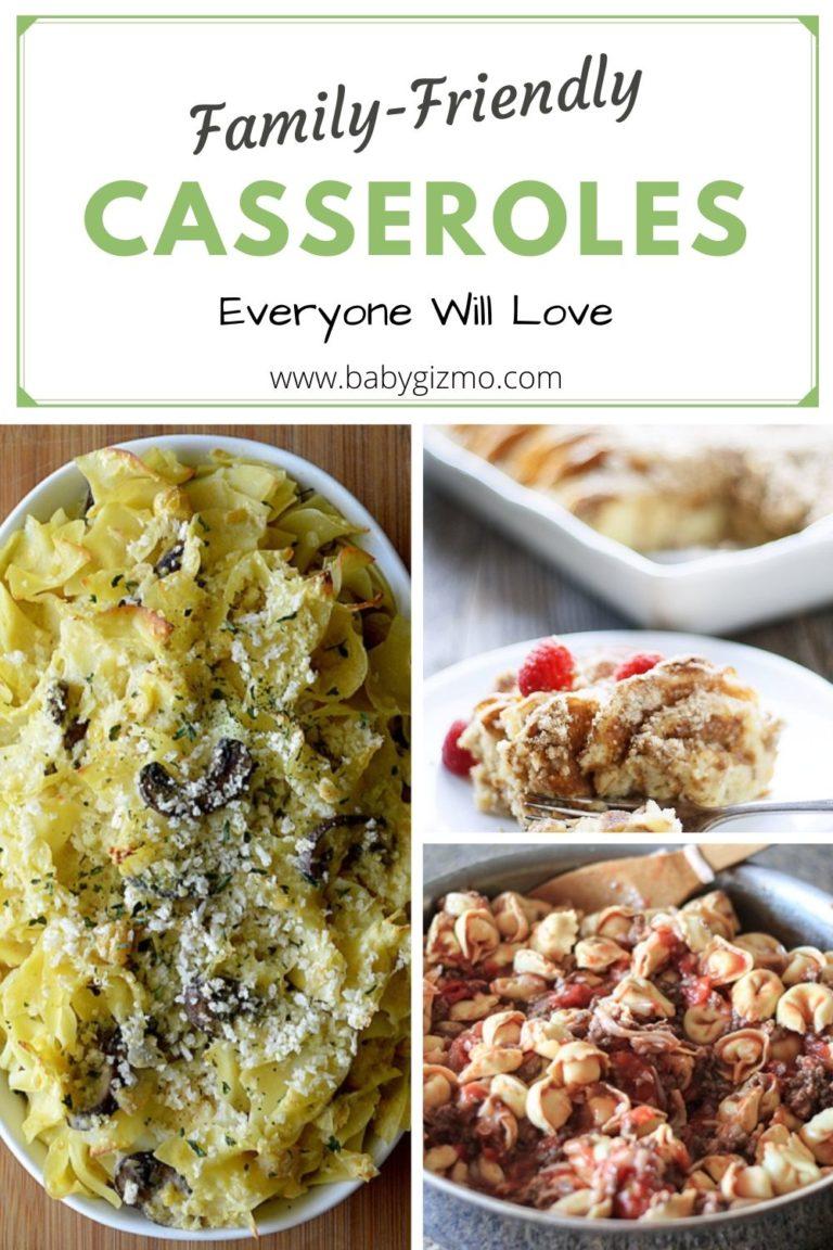 Casserole Recipes Everyone Will Love