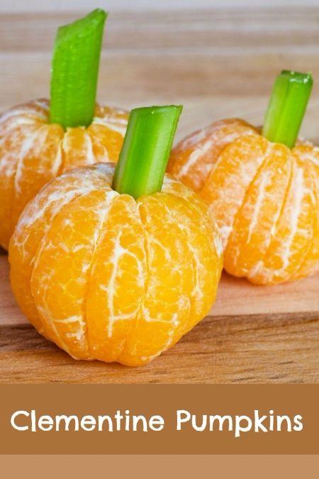 clementine-pumpkin-healthy-halloween-kids-party-food-idea