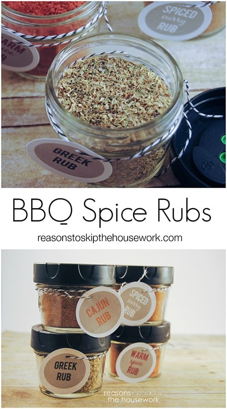 BBQ-Spice-Rubs