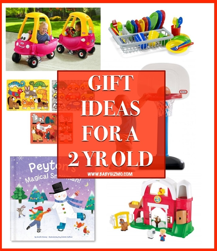 25 Christmas Gifts for 2-year-olds