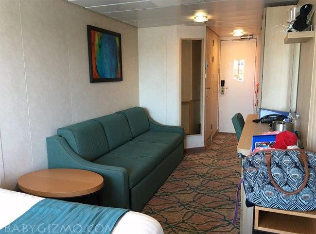 Royal Caribbean room