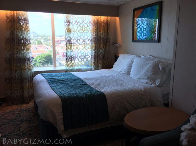 Royal Caribbean Room Tour