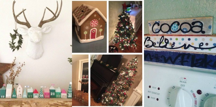 Holiday Home Decor Ideas From 8 Moms Just Like You