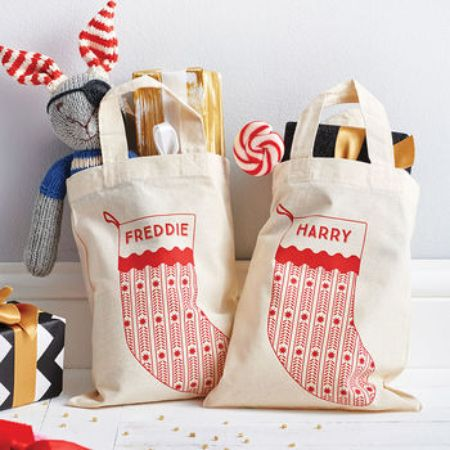 Christmas Stocking Alternatives
