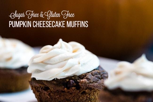 pumpkin cheesecake muffins1