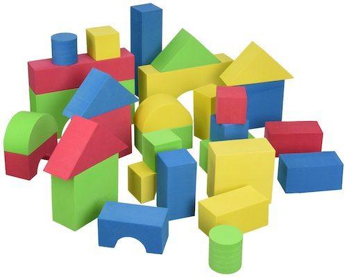 soft foam blocks