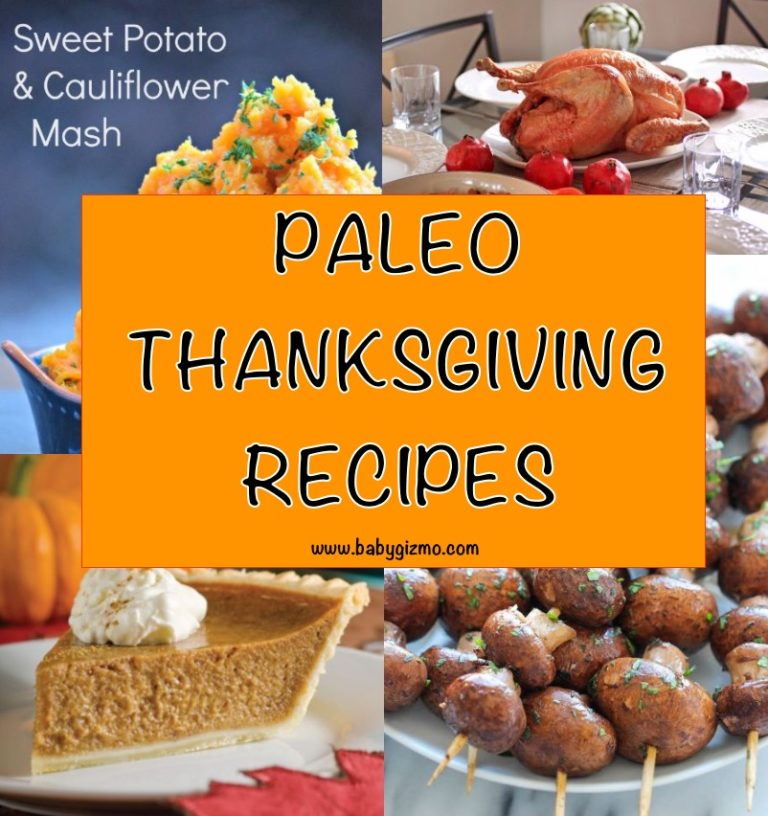10 Paleo Thanksgiving Recipes