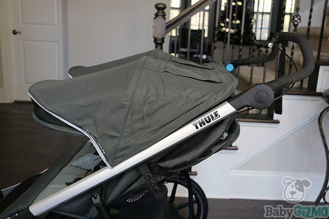 Thule Urban Glide  canopy