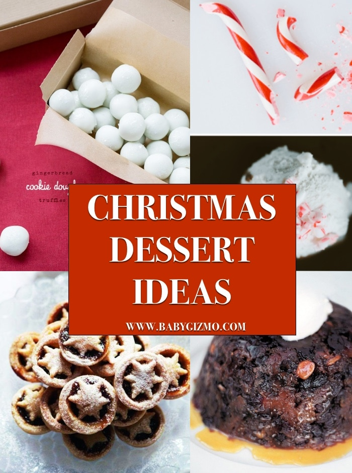8 Christmas Desserts