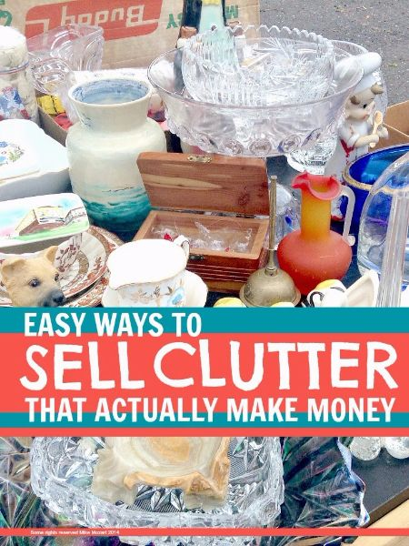 EasyWaysToSellClutter