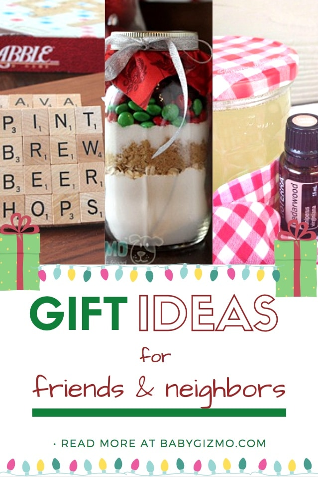 7 Awesome Gifts for Friends and Neighbors
